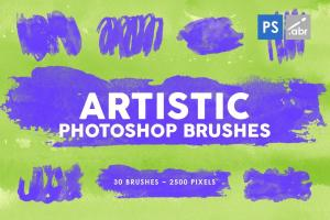30-artistic-photoshop-stamp-brushes-vol-1-1