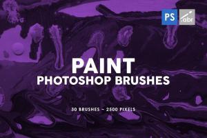 30-paint-texture-photoshop-brushes-vol-3-1