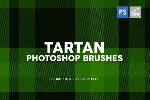 30-tartan-photoshop-stamp-brushes-3