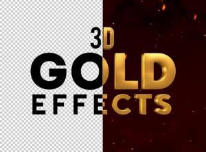 3d-metal-gold-effects-43