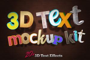 3d-text-mockup-kit-1