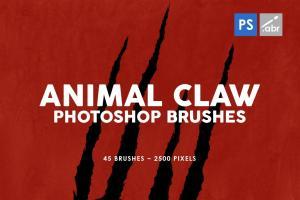 45-animal-claw-photoshop-stamp-brushes-2