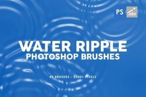 45-water-ripple-photoshop-brushes-1