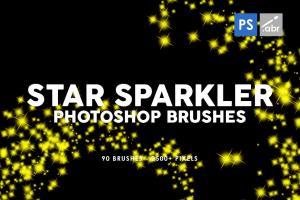 90-star-sparkler-photoshop-stamp-brushes-3