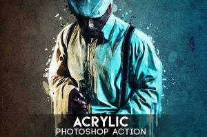 acrylic-photoshop-action-5