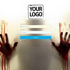 admin-login-page-customization