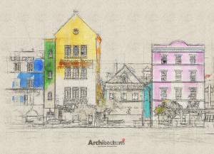 architectum-3-archi-sketcher-photoshop-action33