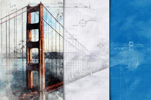 architecture-sketch-and-blueprint-photoshop-2