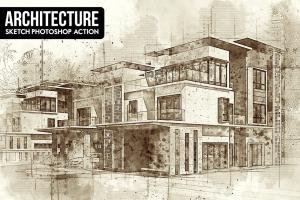 architecture-sketch-photoshop-action-23