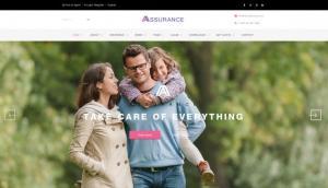 assurance-insurance-psd-template-33