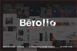 befolio-creative-multi-purpose-psd-template