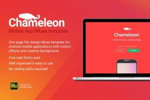 chameleon-android-app-promo-site-muse-template