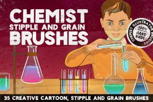chemist-illustrator-brushes