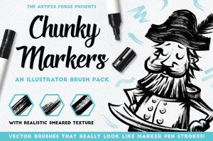 chunky-markers-illustrator-brushes-1