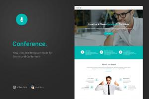 conference-unbounce-landing-page