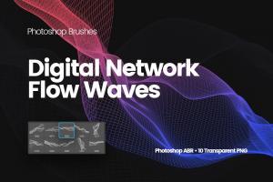 digital-network-flow-of-waves-photoshop-brushes-2