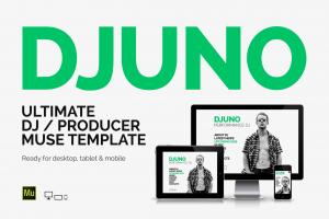 djuno-dj-producer-website-muse-template