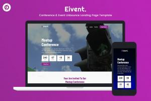 eivent-conference-event-unbounce-landing-page