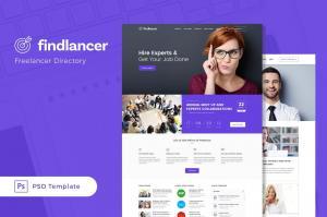 findlancer-freelancer-directory-psd-template-3