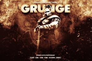 grunge-photoshop-action