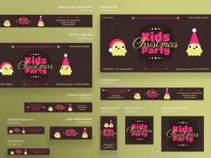 ids-christmas-party-banner-pack-template-13