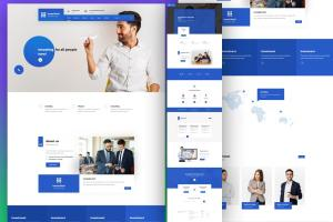 investtech-corporate-and-business-psd-template-1