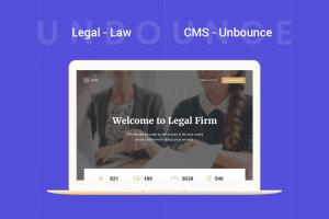 legal-law-unbounce-template