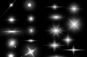 lens-flare-stars-photoshop-brushes-22