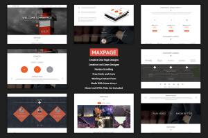 maxpage-one-page-muse-template