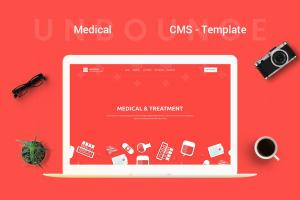 medical-cms-unbounce-template