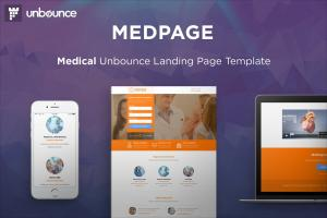 medpage-medical-unbounce-template