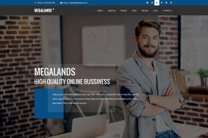 megalands-multipurpose-landing-pages-drupal