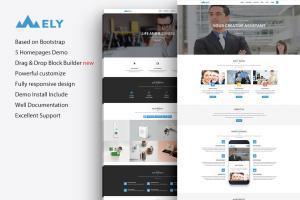 mely-responsive-business-drupal