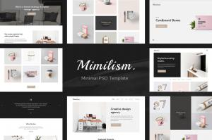 mimilism-clean-minimal-portfolio-psd-template-2