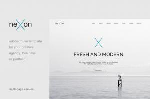 nexon-multi-page-creative-muse-template