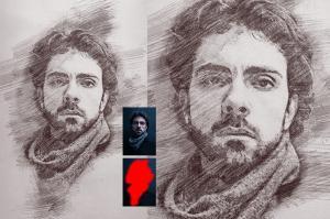 pencil-sketch-photoshop-action-3