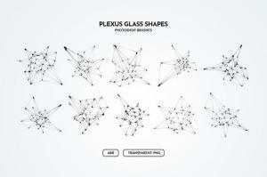 plexus-glass-shapes-photoshop-brushes-22