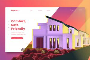 real-estate-agency-banner-landing-page