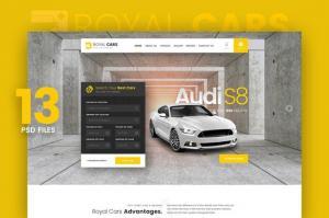 royal-cars-rent-car-psd-template-22
