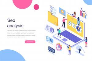 seo-analysis-isometric-concept