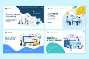 set-of-web-design-templates0
