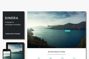 sinera-creative-adobe-muse-template