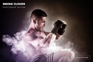 smoke-clouds-photoshop-action-1