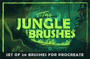 the-jungle-procreate-brushes-42