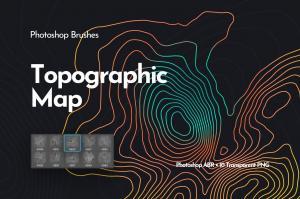 topographic-map-photoshop-brushes-1