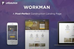 workman-construction-unbounce-landing-page